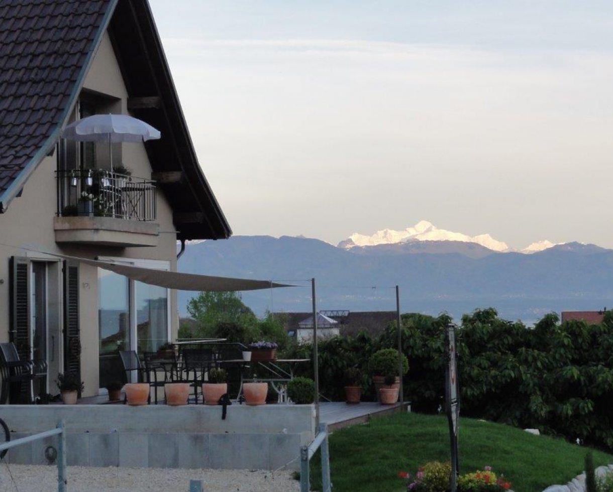 Terrasse Mont Blanc 4810